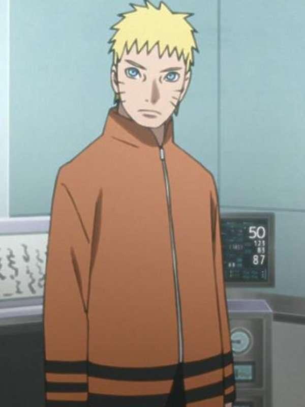 Naruto Hokage Jacket
