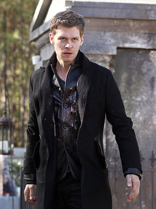 Nicklaus Mikaelson Trench Coat