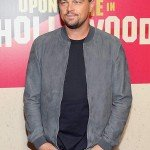 Once Upon a Time In Hollywood Leonardo DiCaprio Bomber Jacket