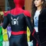Peter Parker Spider Man Far from Home Tom Holland Jacket