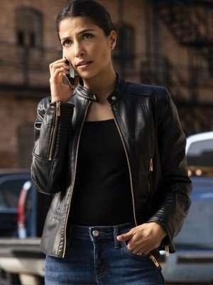 Ransom Zara Hallam Leather Jacket
