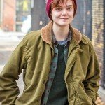 Ray 3 Generations Elle Fanning Green Cotton Jacket