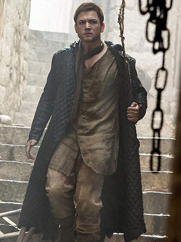 Robin Hood Quilted Coat