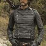 Rodrigo Santoro TV Series Westworld Hector Escaton Leather Jacket