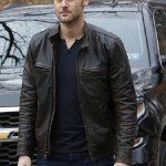 Ryan Eggold The Blacklist Leather Jacket