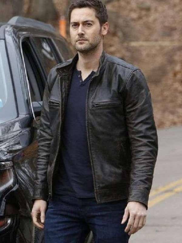 Ryan Eggold The Blacklist Tom Keen Leather Jacket