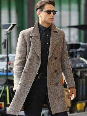 Luke Pasqualino Snatch Albert Hill Coat