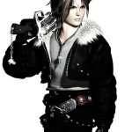 Squall Leonhart Black Jacket