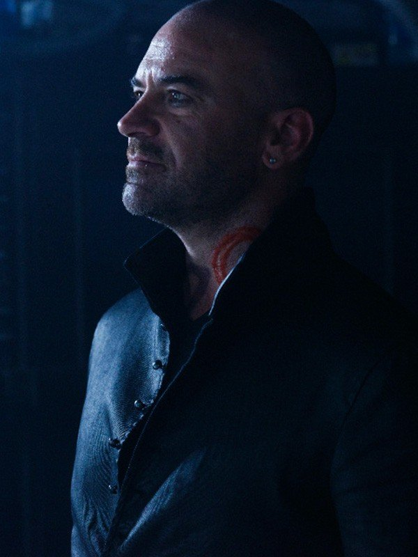 Shadowhunters Alan Van Sprang Black Jacket