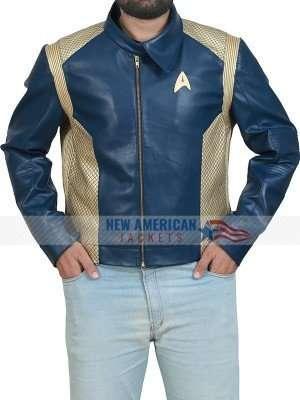 Captain Pike Blue Jacket