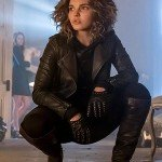 TV Series Gotham Selina Kyle Moto Leather Jacket