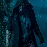 TV Series The Flash Cicada Brown Leather Coat