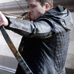 Taron Egerton Robin Hood Quilet Trench Coat
