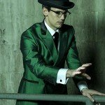 The Riddler Green Blazer