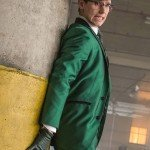 The Riddler Green Suit