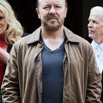Tony After Life Ricky Gervais Cotton Jacket