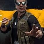 Video Game Mortal Kombat 11 Johnny Cage Cotton Vest