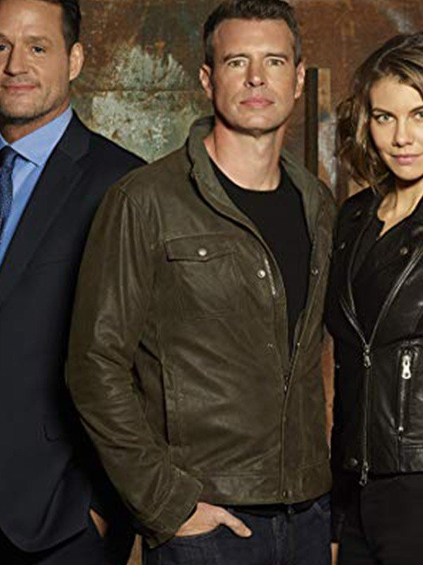 Will Chase Brown Jacket