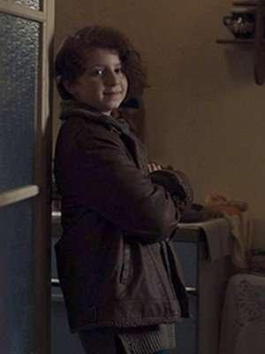 Yuli Lagodinsky Killing Eve Irina Leather Jacket