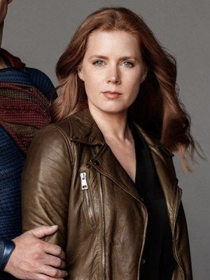 Batman V Superman Dawn of Justice Amy Adams Leather Jacket