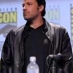 Ben Affleck Batman V Superman Dawn of Justice Leather Jacket