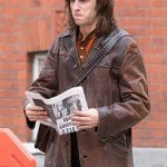 Bernie Taupin Rocketman Brown Leather Jacket