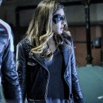 Black Canary Arrow Juliana Harkavy Jacket