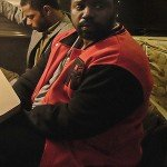 Brian Tyree Henry Atlanta Red and Black Jacket
