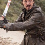 Bronn Game of Thrones Jerome Flynn Brown Leather Jacket