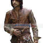 D'Artagnan The Musketeers Brown Jerkin