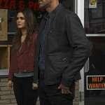 Eddie Valetik TV Series Take Two Grey Jacket