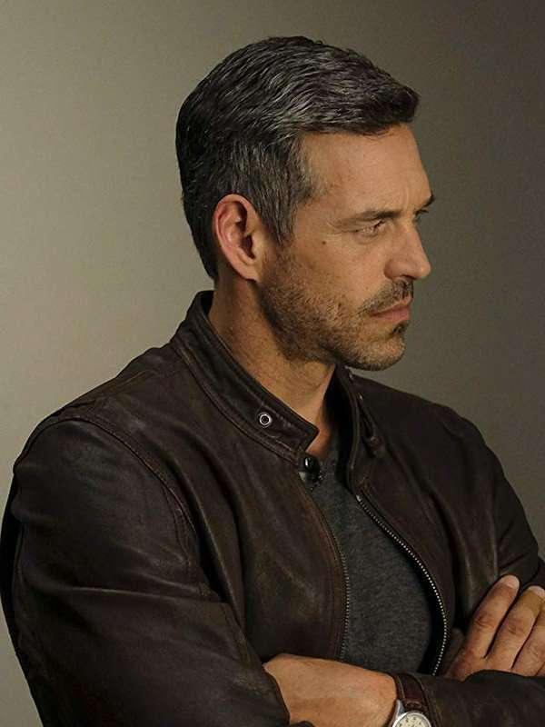 Eddie Valetik TV Series Take Two Leather Jacket