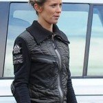 Edge of Tomorrow Sergeant Rita Vrataski Black Leather Jacket