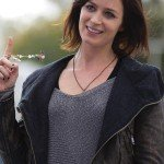 Emily Blunt Arthur Newman Mike Black Jacket