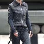 Emily Blunt Edge of Tomorrow Jacket