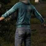 Far Cry 4 Ajay Ghale Blue Leather Jacket