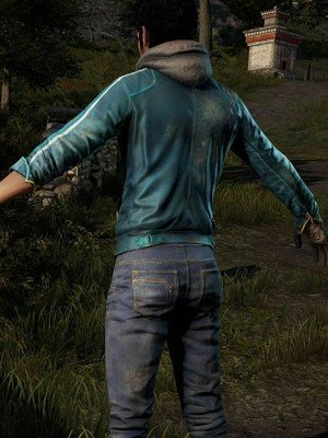 Far Cry 4 Game Ajay Ghale Costume Jacket
