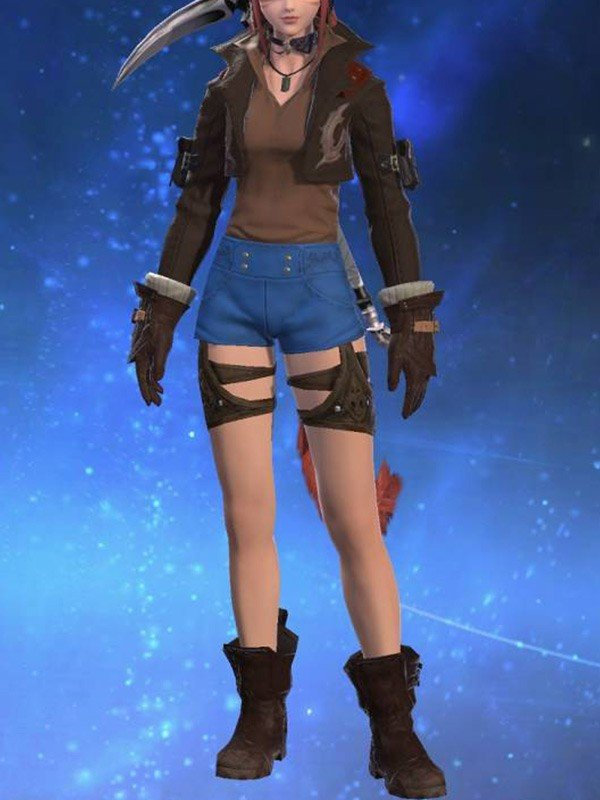 Final Fantasy Gyuki Jacket