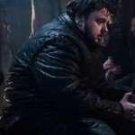 Game of Thrones John Bradley Black Leather Jacket