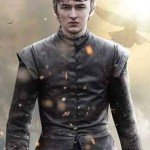 Game of Thrones Season 7 Isaac Hempstead Wright Vest