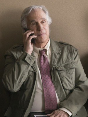 Barry Henry Winkler Cotton Jacket