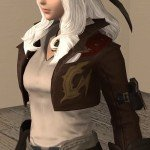 Gyuki Final Fantasy XIV Jacket