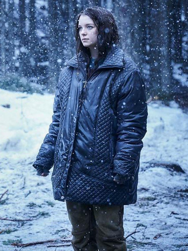 Hanna Esme Creed-Miles Quilted Jacket