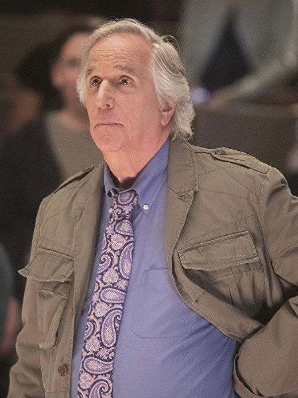 Henry Winkler Jacket from TV Series Barry