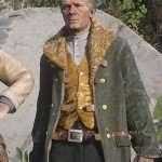 Hosea Matthews Shearling Coat