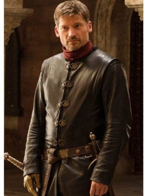 Game of Thrones Dragonstone Jaime Lannister Jacket