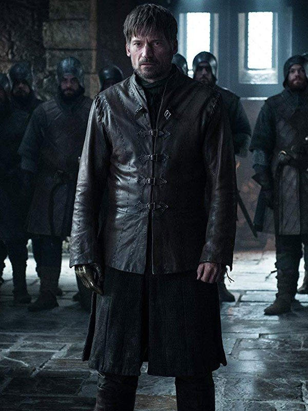 Jaime Lannister Jacket from Game of Thrones