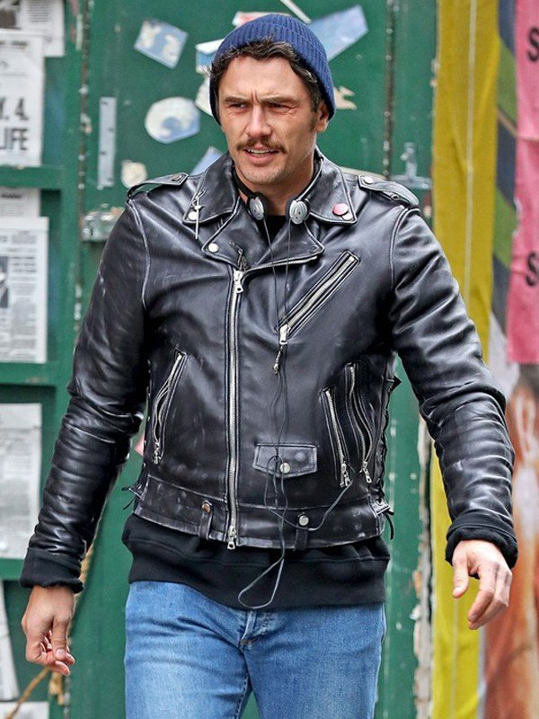 James Franco The Deuce Black Jacket