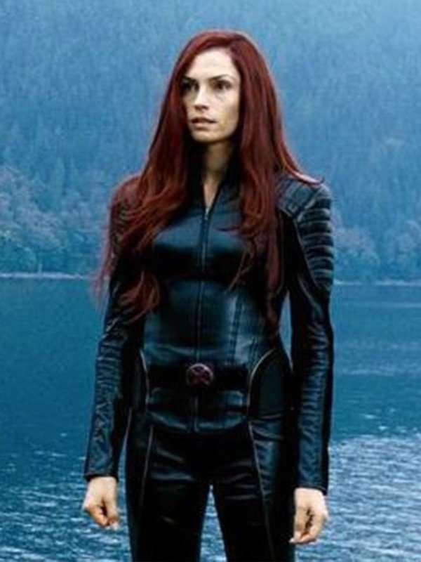 Jean Grey X-Men Leather Jacket