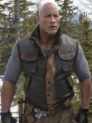 Jumanji 3 Smolder Bravestone Leather Vest
